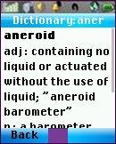 Aroma Dictionary