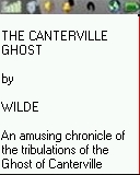 The Cantervill Ghost