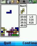 G3tr1s - Tetris Clone for Boost Mobile phones