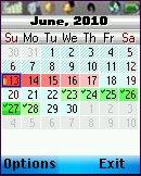 JX Ovulation Calendar