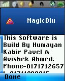 Magic Blue Hack