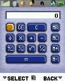 Motorola Calculator Suite