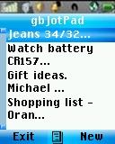gbJotPad