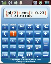 Quick Scientific Calculator