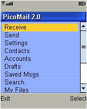 PicoMail 2.0