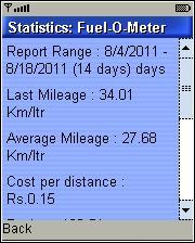 Fuel-O-Meter