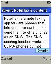 NoteHax