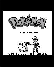 JMEBoy - Pokemon Red