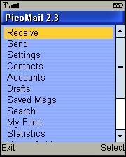PicoMail 2.3