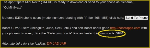Jump Codes Help PC Users Find Apps For Their Phones