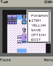 Pokemon Yellow