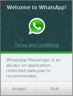 WhatsApp For Nokia S40