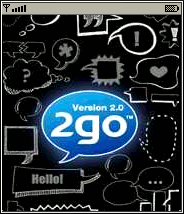 2go old version 2. 0. 2 for low memory phones.